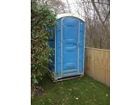 PORTABLE TOILET, SITE! BUILDERS, EVENTS, CAR BOOT PORTABLE TOILEY