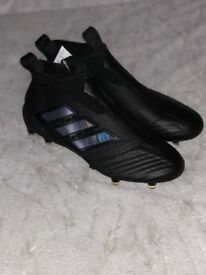 Adidas Ace 17+ pure control boots size 8