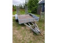 Indespension 10 x 6 foot plant trailer