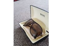 Original Hugo Boss unisex polarised sunglasses