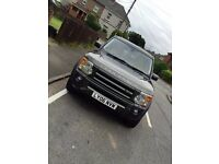 Land Rover Discovery 3 TDV6 HSE.