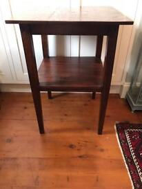 SIDE/ HALL TABLE INDIAN WOOD