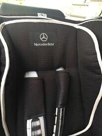 Duo plus isofix Mercedes car seat stage 2+