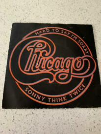 Chicago hard to say I'm sorry 7 inch