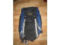 Regatta rucksack, Survivor 45 rucksack