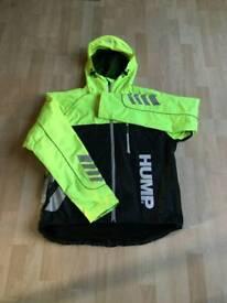 Hump Signal, Cycling Hooded Jacket