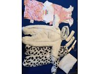 BRAND NEW with tags on Baby 0-3mths clothes bundle