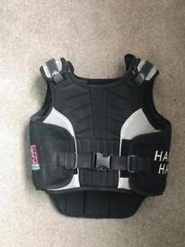 Harry Hall body protector