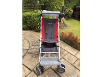 MACLAREN MAJOR ELITE SPECIAL NEEDS PUSHCHAIR/BUGGY/STROLLER