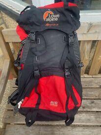 Lowe Alpine Backpacking Rucksack