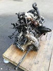 Engine/gearbox for Volkswagen Transporter or toureg