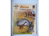 Drum Atlas Africa (with CD) - African Polyrhythms