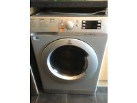 Indesit Innex Washer Dryer Silver