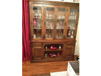 Cabinet by Old Charm ( Wood Bros) £200