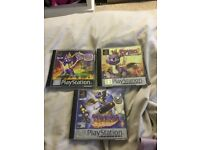 Spyro collection ps1