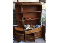 2 piece cupboard