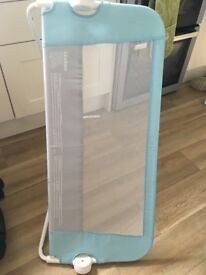 Lindam bed guard, excellent condition £10
