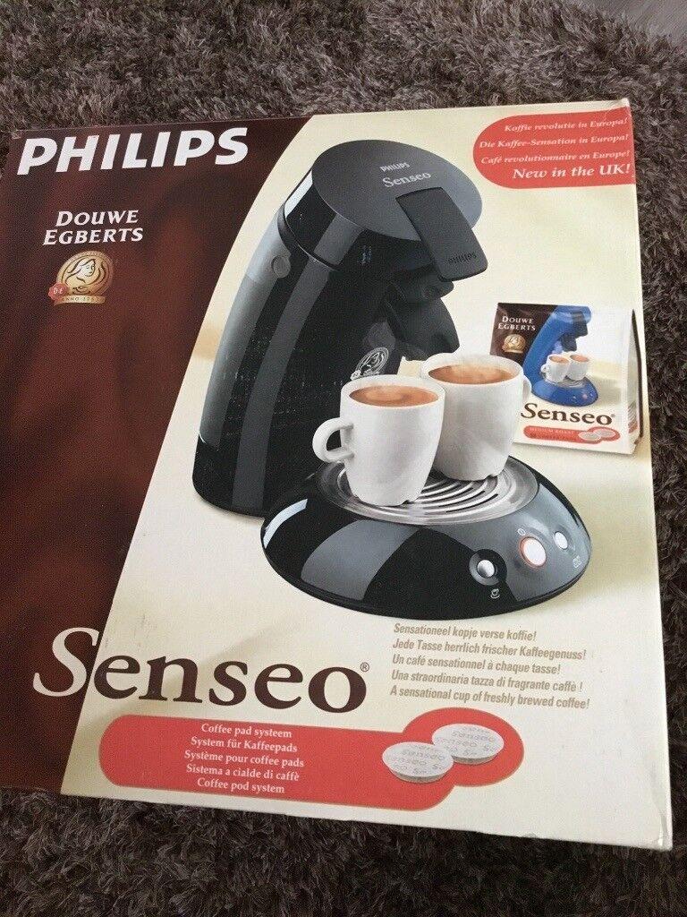 Philips Senseo Original Coffee Machine Hd781060 Makes 2 Cups In One Action In Porthcawl Bridgend Gumtree