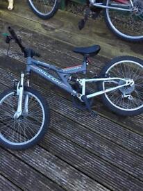 20 inch wheel bike