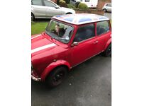 For sale my beloved Classic Mini