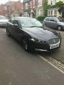 Jaguar xf 3.0 V6 luxury automatic