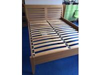 King size John Lewis bed frame, excellent condition!