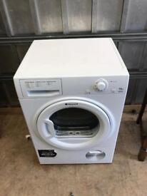 Stunning hotpoint 7.5kg condenser dryer 3 months guarantee can deliver