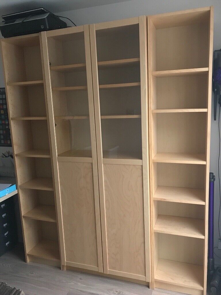 Billy Bookcases In Whiteley Hampshire Gumtree