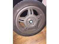 Bmw e36 m3 motorsport wheels