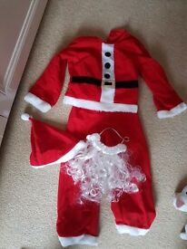 Fancy dress items 2/3 and 3/4 years