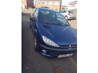 peugeot 206 offers!!