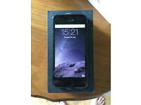 Iphone 5 Space Grey 16GB BT-Mobile - screen issue