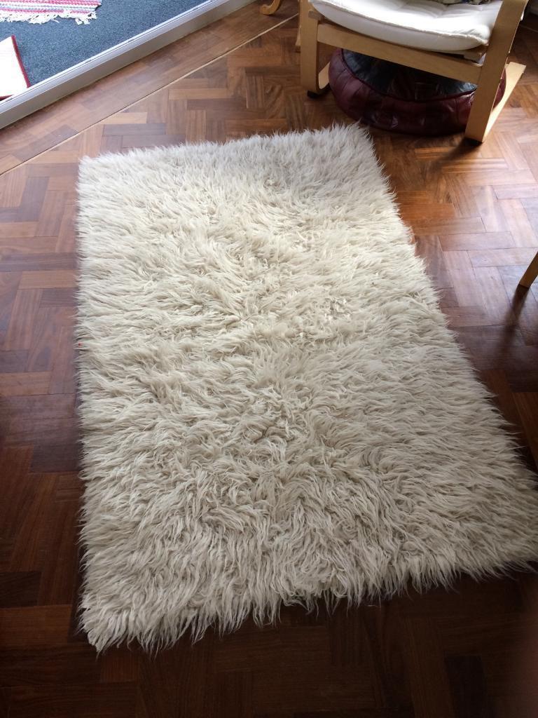 Greek Flokati Wool Rug | in Tuffley