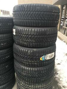 FOUR NEW 245 / 45 R18 PIRELLI WINTER SOTTOZERO 3 TIRES -- CLEARANCE