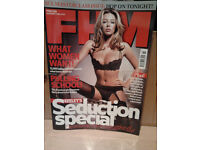 FHM magazines - 59 back issues