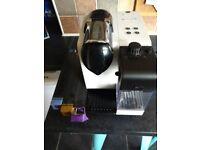 Nespresso Lattissima + Coffee Maker with free pods