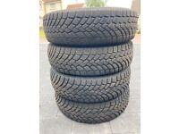 Winter Tyres-Mazzini Snow Leopard 185/70R14 88T