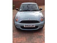 Mini One Hatch - Ice Blue Colour - 1.6 engine