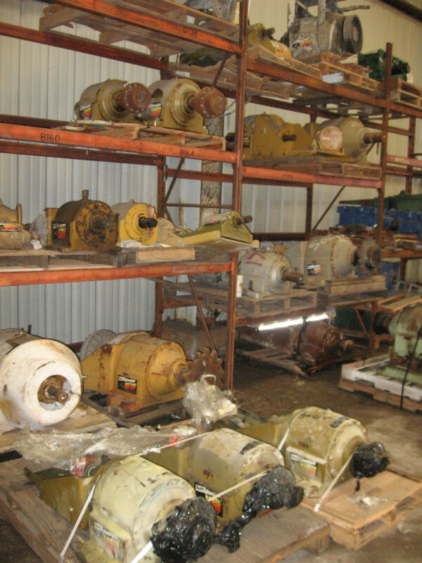 Rexnord Planetary Gear Reducers Lot Approx 35 Units