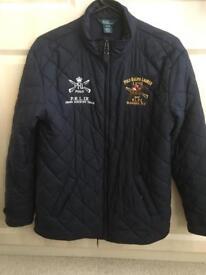 Ralph Lauren boys Barbour style coat
