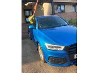 Audi, Q3, Estate, 2016, Manual, S-Line Quattro 1968 (cc), 5 doors
