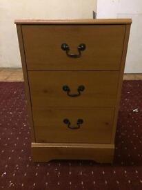 Bedside Cabinet (one unit)