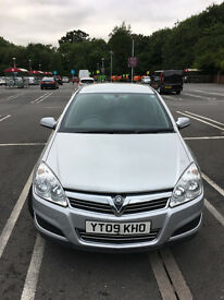 Vauxhall Astra 1.6 petrol 2009 manual only 46,000 miles