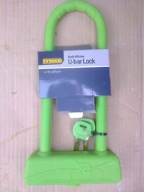 Brand new bicycle D lock suitable for bike or motorcycle