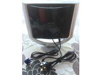 Sony 15` LCD WGA Display