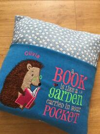 Childrens reading pillows