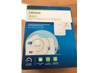 Linksys N300 wifi range extender