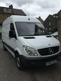 MERCEDEZ SPINTER 313 CDI £6300 NO VAT!!!!!!
