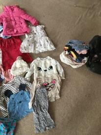 Girl Bundle 3 year old