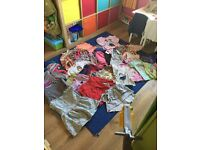 Huge girls clothes bundle 4/5 years old